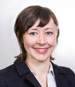 CMOS Twitter volunteer Christine Leclerc. for members updates area