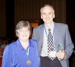 Terry Gillespie et Susan Woodbury