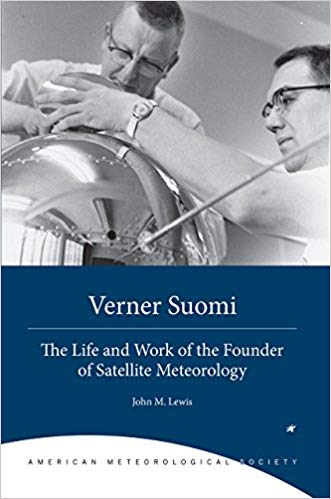 Cover of Verner Suomi book